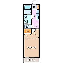 トップハウス南玉垣 II棟[2階]の間取り