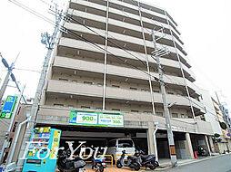 兵庫県神戸市灘区中原通4丁目の賃貸マンションの外観