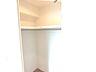 クローゼットには、お洋服がハンガーのまま掛けられて便利です。,3LDK,面積83.06m2,価格3,790万円,京急本線 逸見駅 徒歩5分,JR横須賀線 横須賀駅 徒歩5分,神奈川県横須賀市西逸見町1丁目