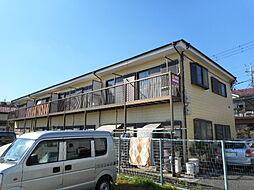 コーポヤマト[2階]の外観