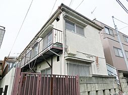 杉本荘[201号室]の外観