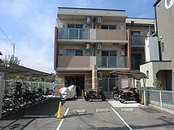 兵庫県尼崎市椎堂1丁目の賃貸マンションの外観
