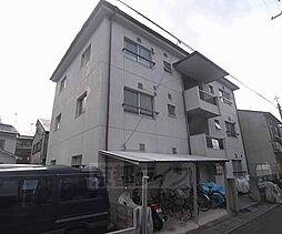 京都府京都市左京区修学院千万田町の賃貸マンションの外観