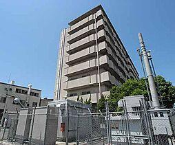 京都府京都市伏見区横大路朱雀の賃貸マンションの外観