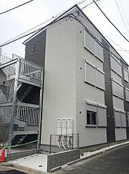 レジデンスパーク川崎[103号室]の外観