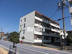 松野マンション[4階]の外観