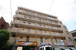 市両マンション[3階]の外観