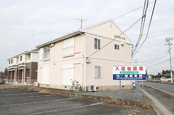 カドデハイツ 2階の賃貸【茨城県 / 土浦市】