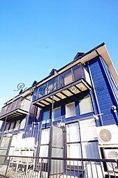 ラヴィー藤沢[203号室]の外観