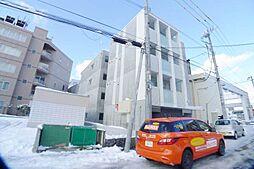 北海道札幌市中央区宮の森二条1丁目の賃貸マンションの外観