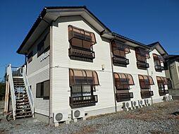 育栄荘A[104号室]の外観