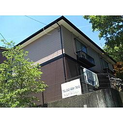 愛知県名古屋市守山区大森八龍2丁目の賃貸アパートの外観