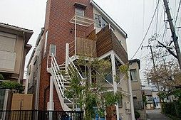 House H[103号室]の外観