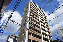 兵庫県神戸市中央区橘通1丁目の賃貸マンションの外観