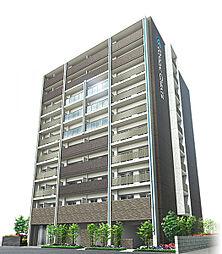 クリスタルグランツみなとシティ[5階]の外観