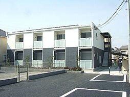 埼玉県さいたま市北区日進町1の賃貸アパートの外観