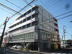 神奈川県横浜市南区宿町4丁目の賃貸マンションの外観