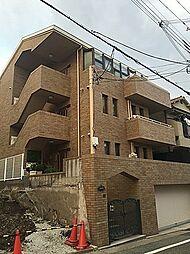 トヨタマンション[1階]の外観