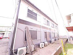 岡山県岡山市中区さいの賃貸アパートの外観