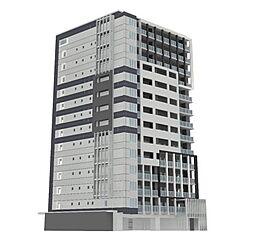 THE HILLS KOKURA[6階]の外観