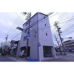 愛知県名古屋市熱田区白鳥2丁目の賃貸マンションの外観