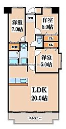MIITAKAI[4階]の間取り