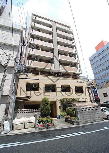 ダイドーメゾン梅田[3階]の外観