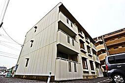 カームハイツII[2階]の外観