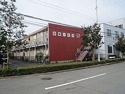 竹田ハイツ[1階]の外観