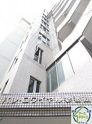 パレロワイヤル参番館[7階]の外観