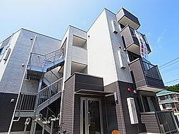 千葉県松戸市東松戸4丁目の賃貸マンションの外観