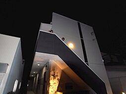 愛知県名古屋市中村区森末町3丁目の賃貸アパートの外観