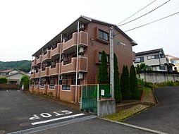 神奈川県秦野市北矢名の賃貸マンションの外観