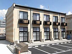 レオパレス王子台弐番館[1階]の外観