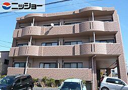 ハースヒルズ[2階]の外観