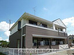 東京都多摩市一ノ宮1丁目の賃貸アパートの外観