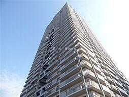 兵庫県神戸市東灘区向洋町中1丁目の賃貸マンションの外観