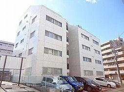 愛知県名古屋市名東区牧の原1丁目の賃貸マンションの外観