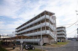 ビレッジハウス五所2号棟[2階]の外観