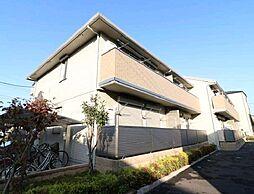 東京都葛飾区堀切8丁目の賃貸アパートの外観