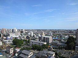 成子坂壱番街[8階]の外観