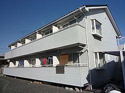 埼玉県久喜市吉羽4丁目の賃貸アパートの外観
