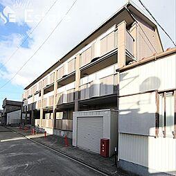 愛知県名古屋市南区六条町2丁目の賃貸アパートの外観