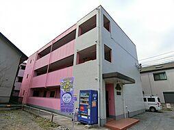 埼玉県草加市瀬崎1丁目の賃貸マンションの外観