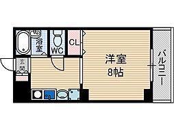 コルテハイツ[3階]の間取り