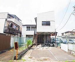 JR東海道・山陽本線 京都駅 徒歩7分の賃貸アパート