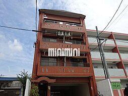 ニュー・アカネマンション[2階]の外観