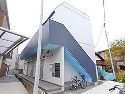 千葉県千葉市花見川区幕張町4丁目の賃貸アパートの外観