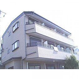 カステルC・K[2階]の外観