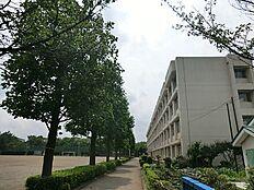 多摩市立聖ヶ丘中学校 距離約900m